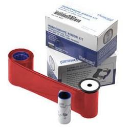 Datacard - 532000005 - Ribbon - Monocromo - Red - Rojo - 1500 Impresiones
