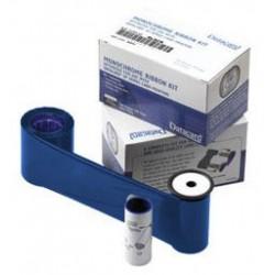 DATACARD - 532000003 - Ribbon - Monocromo - Dark Blue - Azul Oscuro -1500 Impresiones